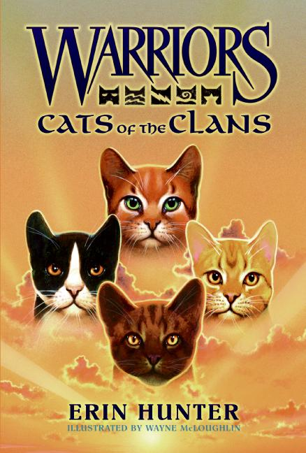 Cats of the Clans By Hunter, Erin/ McLoughlin, Wayne (ILT)