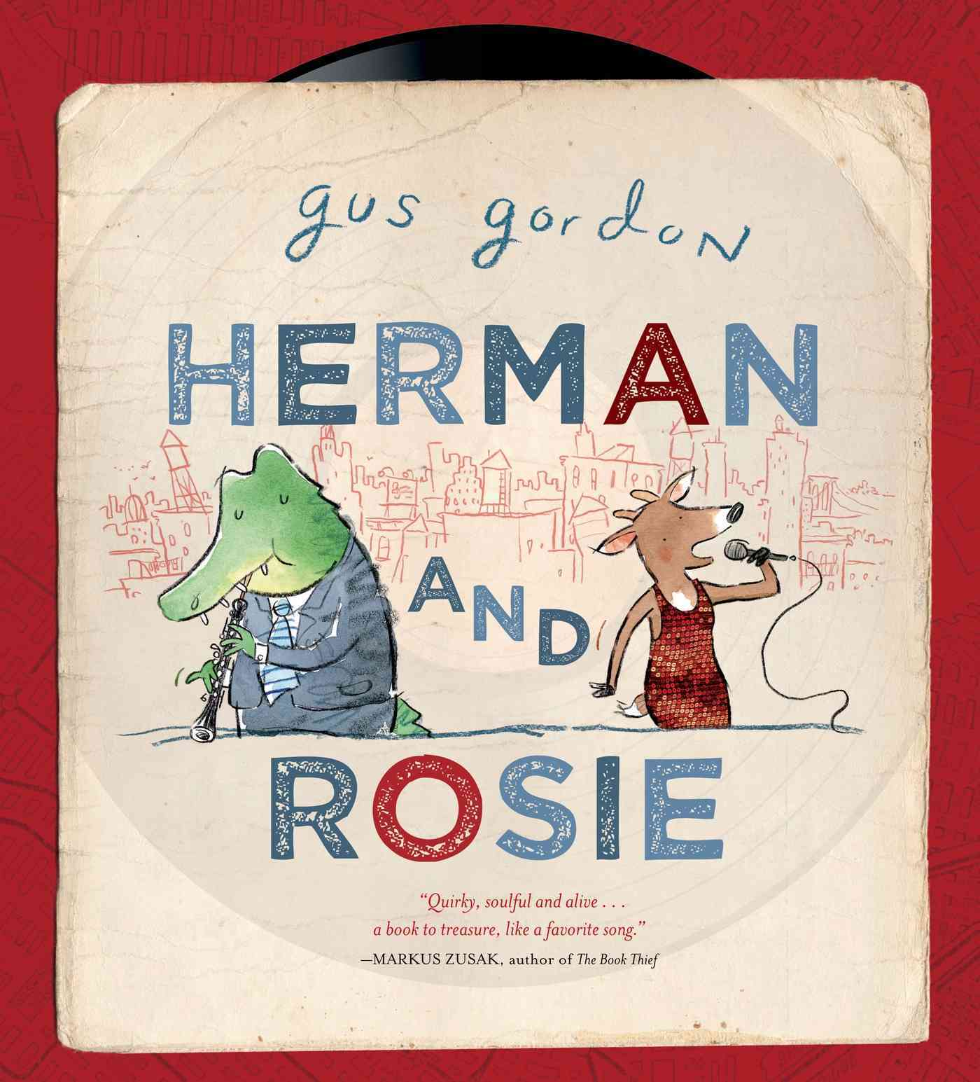 Herman and Rosie By Gordon, Gus